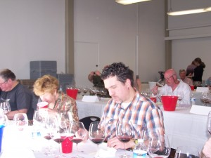 Pinot Noir Shootout finals