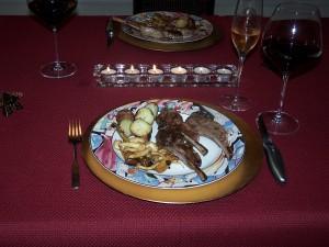 Lamb Chops...Pinot Noir or Blanc de Noirs?